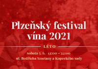 Plzeňský festival vína 2021 / léto