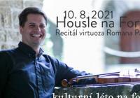 Letní housle na Fortně: Roman Patočka
