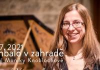 Cembalo v zahradě: Monika Knoblochová