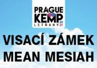 Prague Kemp Letňany - Visací zámek Mean Mesiah, E!E