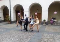 Hrané prohlídky s tanci