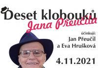 Deset klobouků Jana Přeučila - zábavná talk show