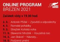 LIVE stream - Jan Skácel - Návraty...