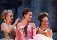 Letní shakespearovské slavnosti - Mnoho povyku pro nic