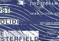 LIVE stream - Boost Pololidi Blue Chesterfield