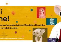Divadlo Spejbla a Hurvínka na letní scéně