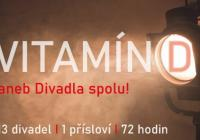 LIVE stream - Společný projekt 13 českých divadel: Vitamín D