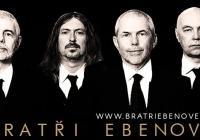 Hudba na vinicích - Bratři Ebenové