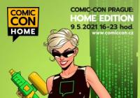 On-line event Comic-Con Prague
