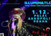 Illuminati.ca v Praze