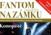 Fantom opery na zámku Konopiště