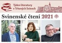 Svinenské čtení: Alena Mornštajnová