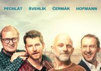 Letní kino - Prvok, Šampón, Tečka a Karel