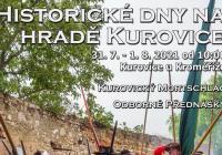Historické dny na hradě Kurovice