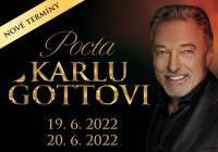 Pocta Karlu Gottovi 2021 - přeloženo na 2022