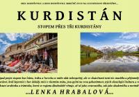 Kurdistán, cestopisná beseda - Lenka Hrabalová