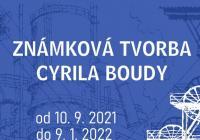 Známková tvorba Cyrila Boudy