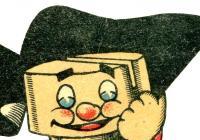 Černý Petr, dětské karty