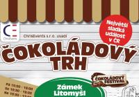 Čokoládový trh - Litomyšl