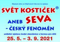 Svět kostiček® aneb SEVA - český fenomén