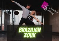 Taneční kurz brazilského zouku