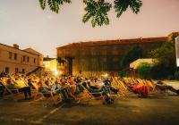 Letní kino - Kino Brasil Tři léta