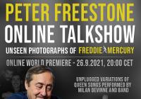 Peter Freestone / Online Talkshow:...