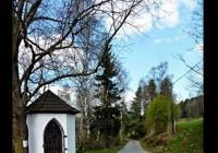 Kapličky v Kašperských Horách
