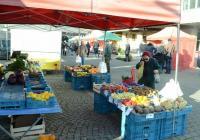 Adventní farmářský trh v Mostě