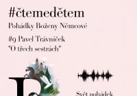 """LIVE stream - Čteme dětem pohádky Pavel Trávníček: """"O třech sestrách"""