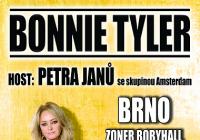 Bonnie Tyler v Brně