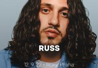 Russ v Praze