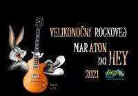Velikonoční rockovej maraton na Hey