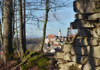 Zřícenina hradu Výrov, Nové Město nad Metují