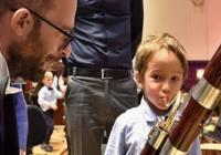 Orchestr na dotek - Ludwig van Beethoven