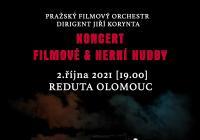 Koncert filmové a herní hudby v Olomouci
