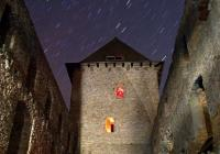 Noční prohlídky hradu Kašperk - Kašperské Hory