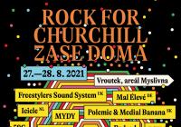 Rock for Churchill