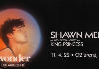 Shawn Mendes v Praze