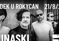Chinaski - letní kino Hrádek u Rokycan