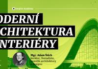 Moderní architektura a interiéry | Webinář
