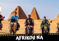 Afrikou na pionýru - Letní kino Jenštejn