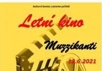 Letní kino v Lutonině