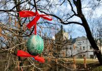 Velikonoční šipkovaná na zámku Pardubice