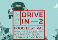 Drive-IN food festival Jíme Jih 2
