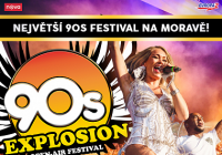 90s Explosion Open-Air Brno 2022