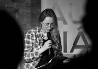 Měsíc autorského čtení: Dominika Moravčíková: Kontrasty