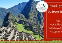 Hledání pokladu Inků a cesta za Aztéckým kalendářem