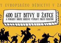 EHD 2021 v Žatci - 600 let bitvy u Žatce a porážky druhé křížové výpravy proti husitům