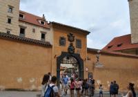Slovinské folklorní soubory na Pražském hradě